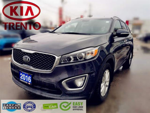 2016 Kia Sorento AWD 4dr LX+  V6   7-SEATER   ONE OWNER   3.3 L in