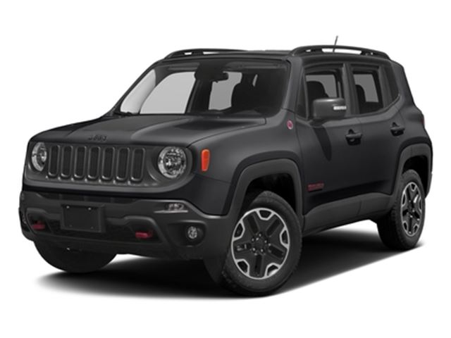 2016 JEEP RENEGADE 4WD 4dr Trailhawk in Mississauga, Ontario