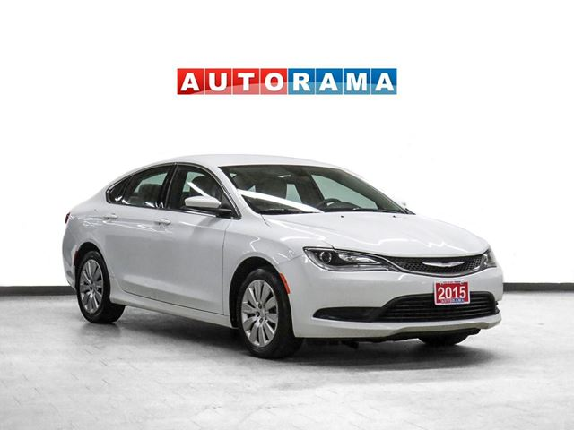 2015 Chrysler 200 Lx Bluetooth in
