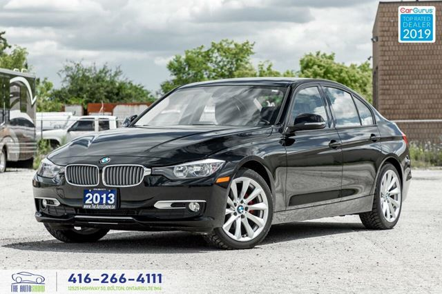 2013 BMW 3 SERIES 320xi AWD Sunroof Certified NewSnowTires FInancing in Toronto, Ontario