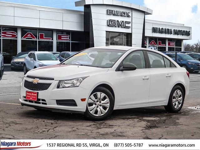 2012 CHEVROLET CRUZE 2LS in Virgil, Ontario