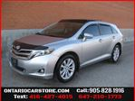 2015 Toyota Venza LIMITED AWD NAVIGATION LEATHER SUNROOF in Toronto, Ontario