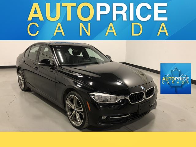 2016 BMW 328D XDRIVE xDrive SPORT PKG|NAVIGATION|MOONROOF in Mississauga, Ontario