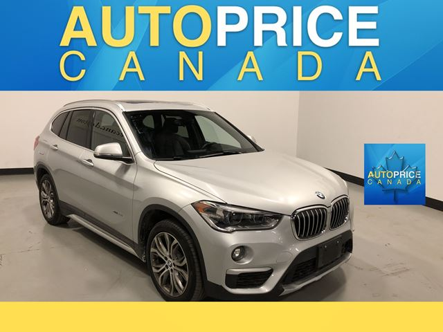 2017 BMW X1 xDrive28i NAVIGATION|PANOROOF|LEATHER in Mississauga, Ontario