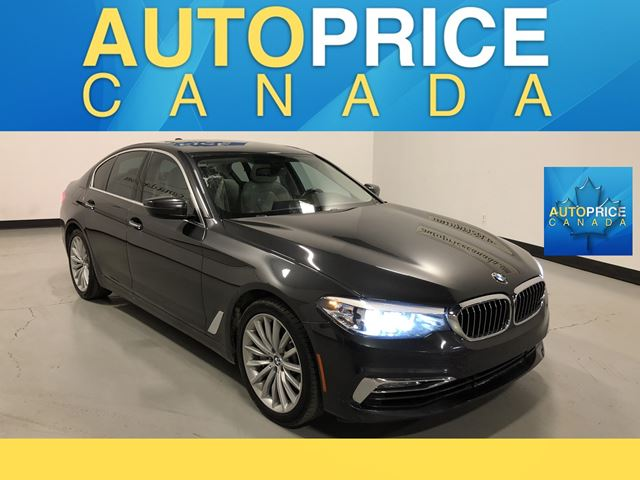 2017 BMW 5 SERIES 530 in Mississauga, Ontario