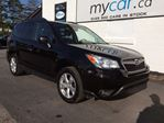 2015 Subaru Forester 2.5i Touring Package SUNROOF, HEATED SEATS, PWR SEAT, ALLOYS!! in North Bay, Ontario