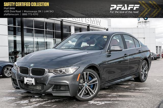 2015 BMW 3 SERIES i xDrive in Mississauga, Ontario