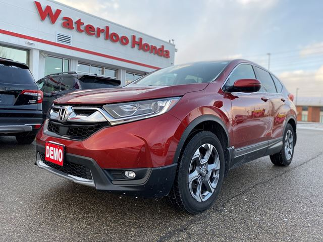 2019 HONDA CR-V EX-L Demonstrator! Save Freight and PDI! in Waterloo, Ontario