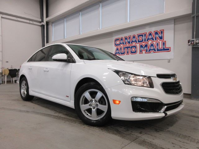 2016 CHEVROLET CRUZE RS, ROOF, A/C, ALLOYS, BT, CAMERA, 79K! in Stittsville, Ontario