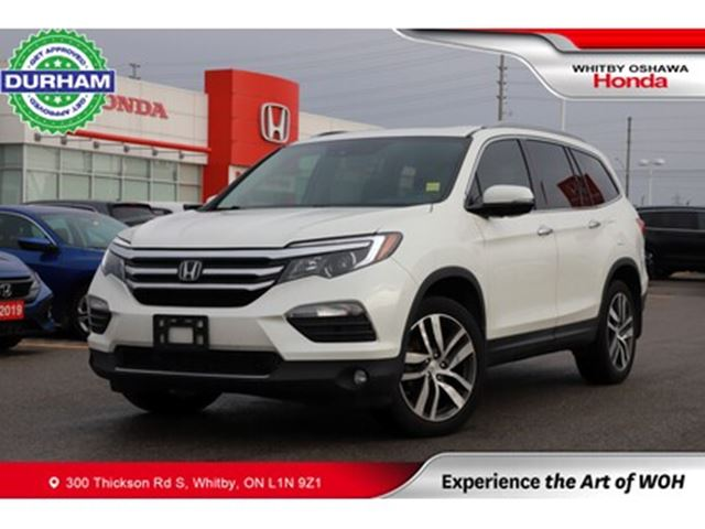 2017 Honda Pilot 4WD 4dr Touring in
