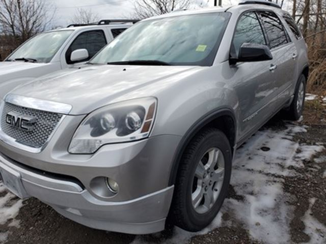 2007 GMC Acadia FWD 4dr SLE in