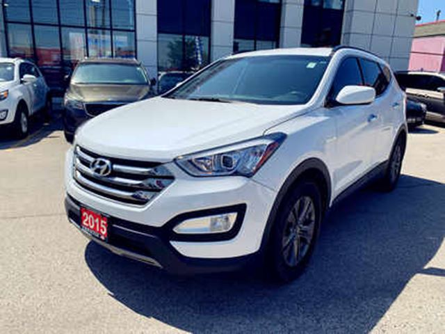 2015 Hyundai Santa Fe FWD 4dr 2.4L PREMIUM   LOW LOW KM   ALLOY WHEEL in