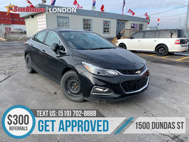 2016 CHEVROLET Cruze Premier   LEATHER   NAV   ROOF   CAM   RS PACKAGE in London, Ontario