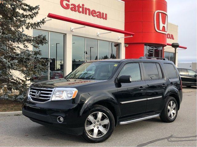 2015 Honda Pilot Touring in
