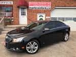 2012 Chevrolet Cruze RS LT Turbo+ w/1SB 5 Spd Sunroof in Bowmanville, Ontario