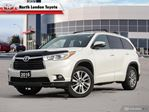 2016 Toyota Highlander XLE No Accidents, Toyota Serviced in London, Ontario