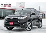 2016 Toyota Highlander Limited in Georgetown, Ontario