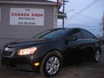 2014 Chevrolet Cruze 1LT,2 SETS OF TIRES, ALLOY RIMS, 12 M WRTY+SAFETY in Ottawa, Ontario