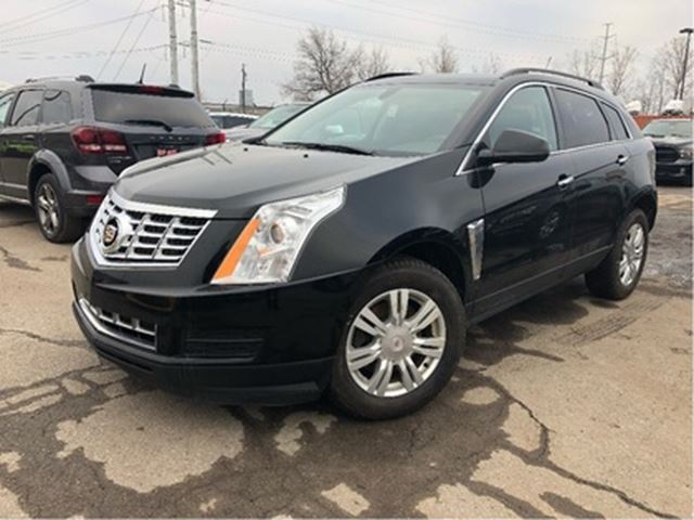 2015 CADILLAC SRX Htd Leather   Remote Start   Pwr Seat   Alloys in St Catharines, Ontario