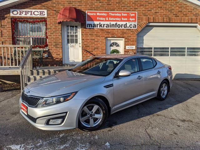 2015 Kia Optima LX Bluetooth Heated Cloth in
