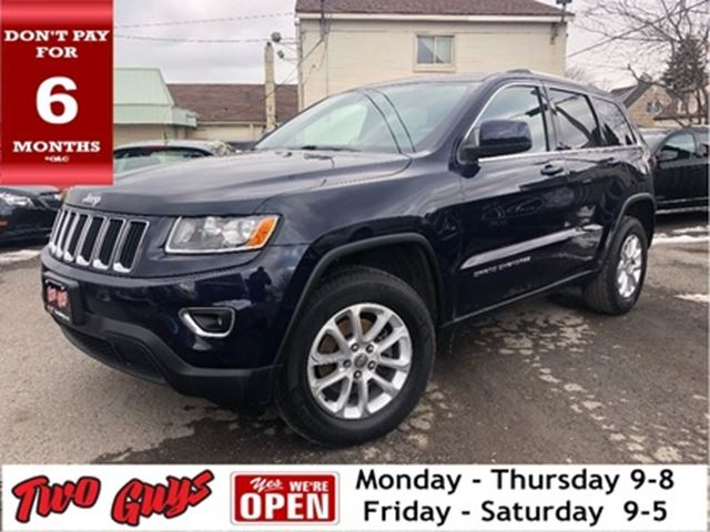2015 JEEP GRAND CHEROKEE Laredo   Panoroof   Navigation   3.6L in St Catharines, Ontario