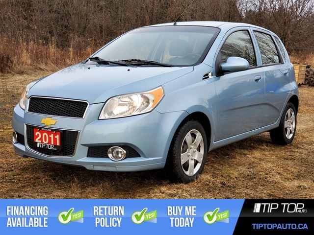 2011 Chevrolet Aveo 5dr Wgn LT in