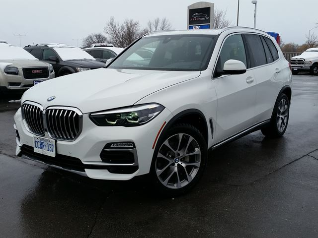 2019 BMW X5 xDrive40i -NEW DESIGN-LUXURY AWD SUV in Belleville, Ontario