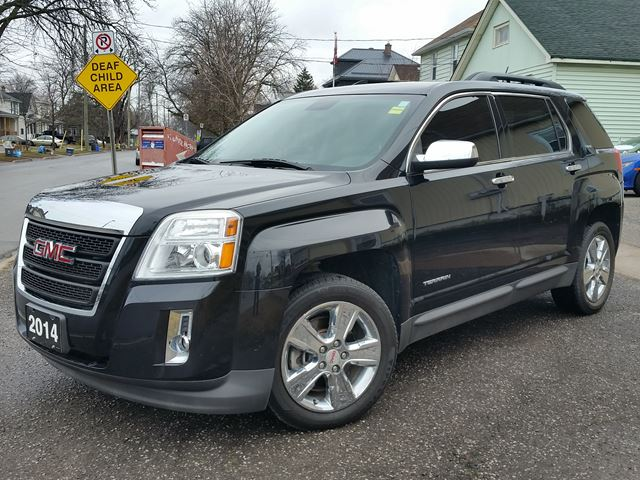 2014 GMC TERRAIN SLE Blue Tooth, Back-up Cam & Chrome Wheels in St Catharines, Ontario