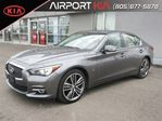 2015 Infiniti Q50 Limited AWD / Leather/Power Sunroof/Built in navig in Mississauga, Ontario