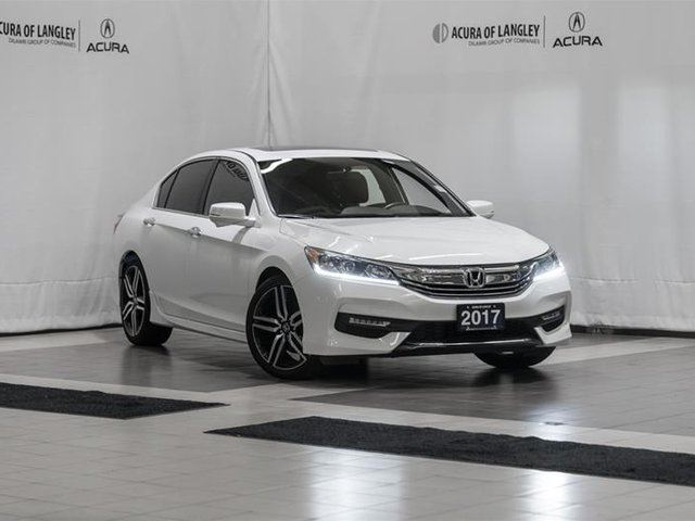 2017 Honda Accord  Sedan L4 Sport CVT in