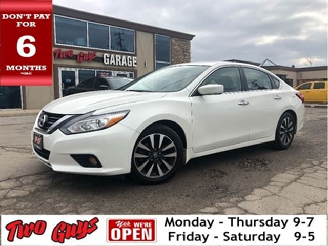 2016 NISSAN ALTIMA 2.5 SV   Sunroof   Alloys   Bluetooth   B/Up Cam in St Catharines, Ontario