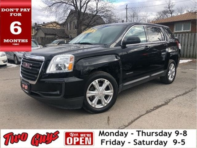 2017 GMC TERRAIN SLE-1   Bluetooth   B/Up Cam   Nice Michelin Tires in St Catharines, Ontario