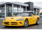 2005 Dodge Viper SRT10 MANUAL LEATHER 500HP 525TQ LOW KMS!! in Mississauga, Ontario
