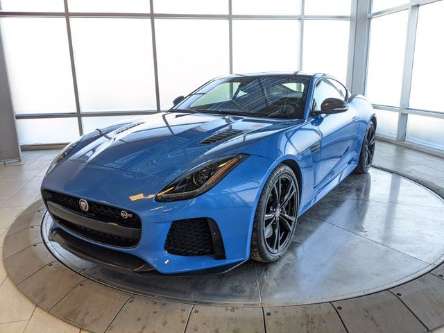 2017 JAGUAR F-TYPE SVR - Local One Owner - Accident Free - MSRP $152653 in Edmonton, Alberta