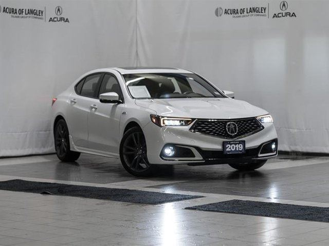 2019 Acura TLX 3.5L SH-AWD w/Elite Pkg A-Spec in
