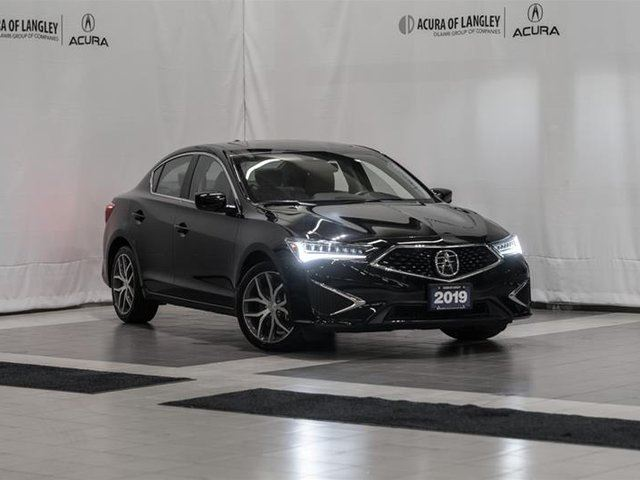 2019 Acura ILX Premium 8DCT in Langley, British Columbia