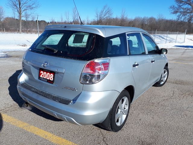 2008 Toyota Matrix