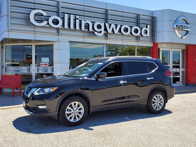 2018 Nissan Rogue SV AWD *1 OWNER* in