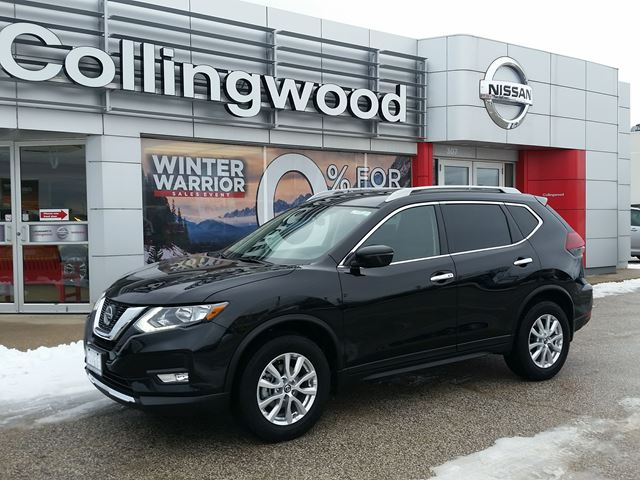 2019 Nissan Rogue SV AWD *1 OWNER* in