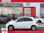 2017 Nissan Micra ACCIDENT FREE, 1 OWNER, 7 YEAR/140,000 KM WARRANTY in Burlington, Ontario