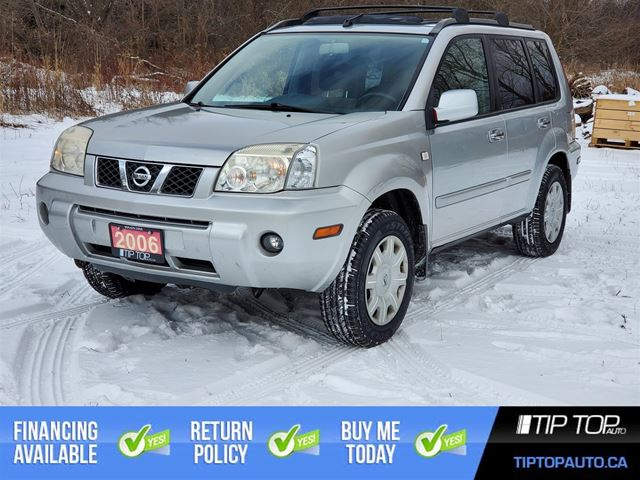 2006 Nissan X-Trail 4dr XE AWD Manual in