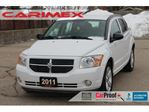 2011 Dodge Caliber Uptown Leather   Heated Seats   CERTIFIED in Kitchener, Ontario