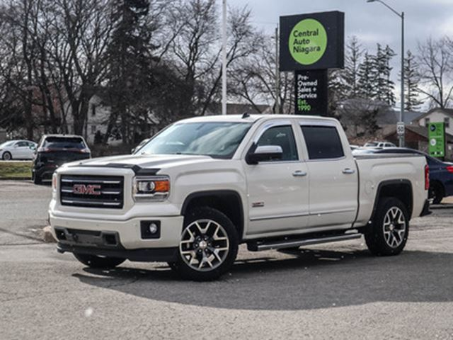 2014 GMC SIERRA 1500 NAVIGATION SUNROOF LEATHER HEATED SEATS in Fonthill, Ontario