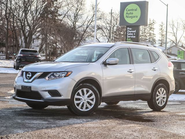 2015 NISSAN ROGUE REVERSE CAM   BLUETOOTH   ROOF RACK in Fonthill, Ontario