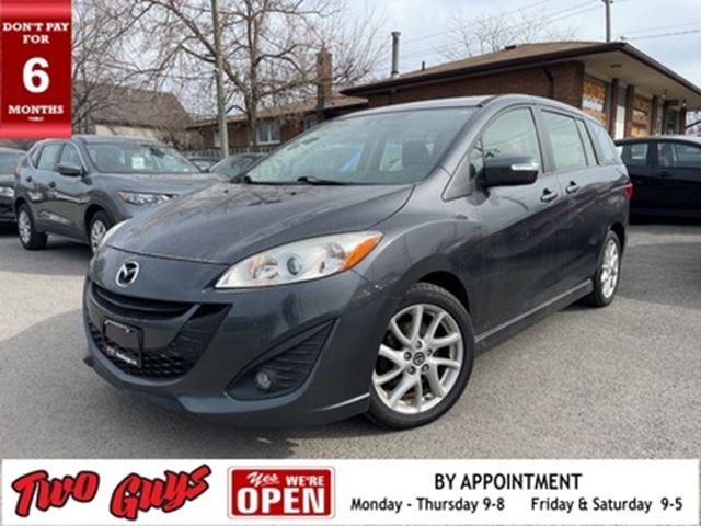 2013 MAZDA MAZDA5 GT   Htd Seats   New Tires   Auto in St Catharines, Ontario