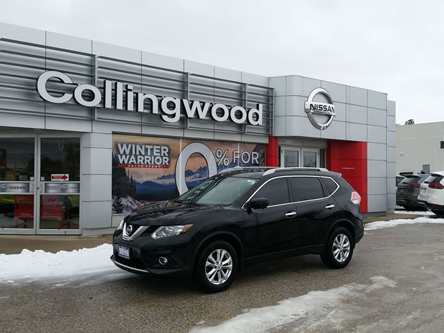 2016 Nissan Rogue SV TECH AWD *1 OWNER* in