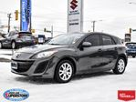 2011 Mazda MAZDA3 GX ~Alloy Wheels ~Air Conditioning ~VERY CLEAN! in Barrie, Ontario