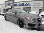2015 Mercedes-Benz CLA250 4MATIC Coupe NO ACCIDENT , JUST OFF LEASE. in Ottawa, Ontario