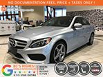 2018 Mercedes-Benz C-Class C 300 - No Accident / Local / Nav / Leather / Pano Sunroof / 360 Camera in Richmond, British Columbia