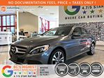 2018 Mercedes-Benz C-Class C 300 - Leather / Nav / Sunroof / Local / No Dealer Fees in Richmond, British Columbia